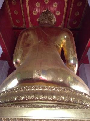 Buddha butt