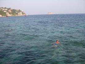 Snorkelling, Koh Tao