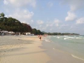 Koh Samui, Chaweng Beach