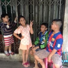 Market kids