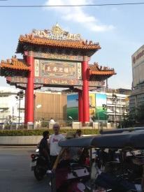 Gates to China Town