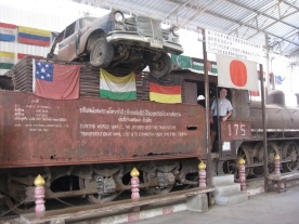 Japanese Train Engine