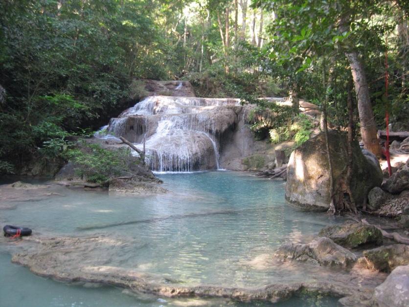 Erawan Falls
