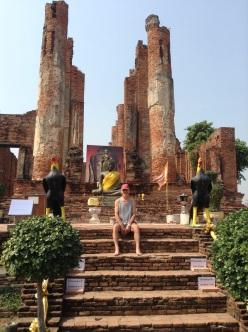 Wiharn at Wat Thammikarat