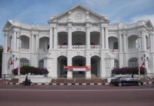 Ipoh Town Hall & Law Courts