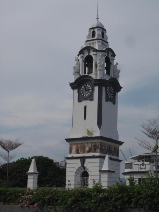 Birtch Memorial clock tower Ipho