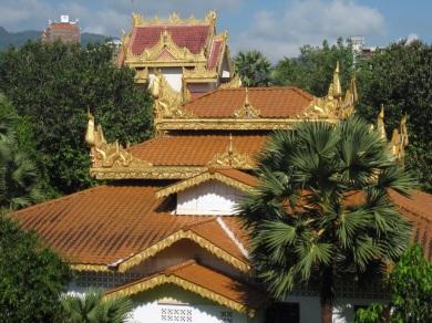 Dhammikarama Burmese Temple