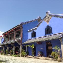 Chong Fatt Tse mansion (aka the Blue House)