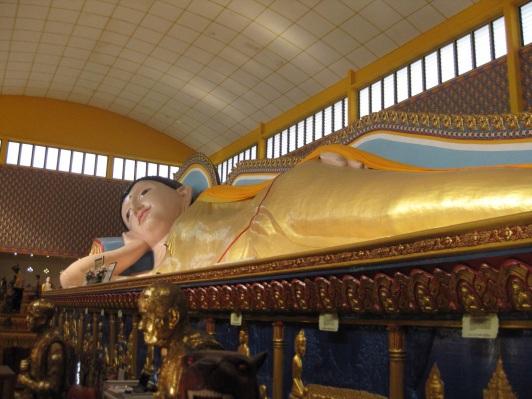 Reclining Buddha Wat Chaiyamangalaramook
