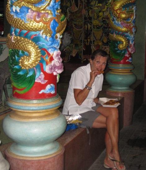 Dessert-street eats