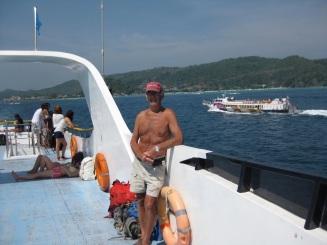 Heading to Phuket