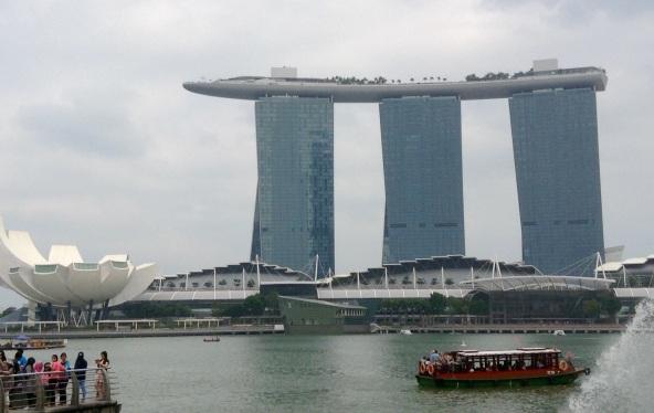 Marina Bay Hotel Complex