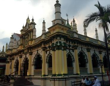 Muslim Mosque, Arab Street