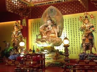 Sri Marimman Temple-Pagoda St.