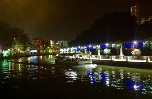 Malacca River cruise
