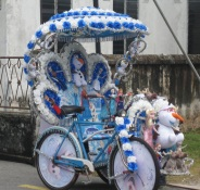 Trishaw for rent