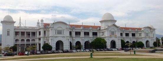 Train station (aka Taj Mahal of Ipoh)