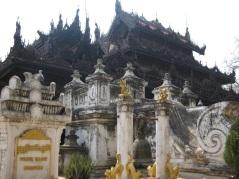Shwenandaw Monastery or Golden Palace Monastery