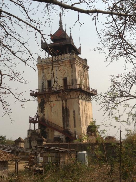 Nan Ying watch tower