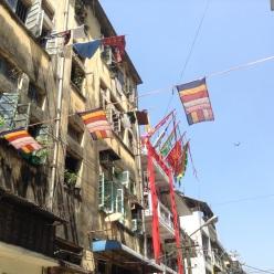 Yangon side street