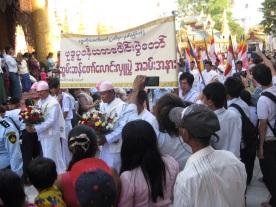 Full Moon Festival procession