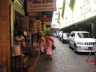 Bagyoke Aung San Market