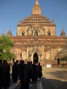 One of many Bagan pagodas