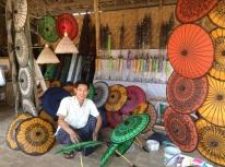 Mr. Naing Linn, entrepreneur