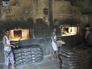Bread factory - Dharavi slum