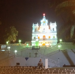 Church of the Lady of Immaculate Conception, Panjim