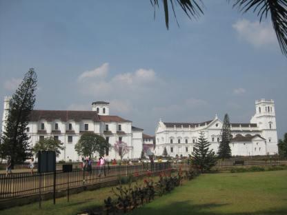 Church, Old Goa