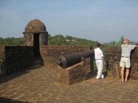 Reis Magos Fort, Panjim