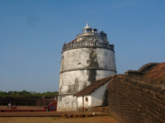 Aguada Fort & Light House, Goa