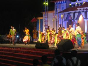 Indian festival/show