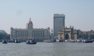Taj Mahal Hotel & Gateway to India