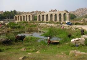 Road leading from of Virupapur Gaddi