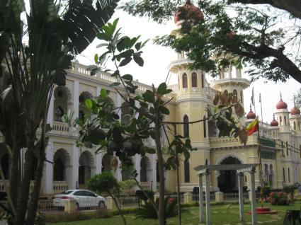 Municiple building