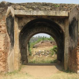 Old Fort ruins