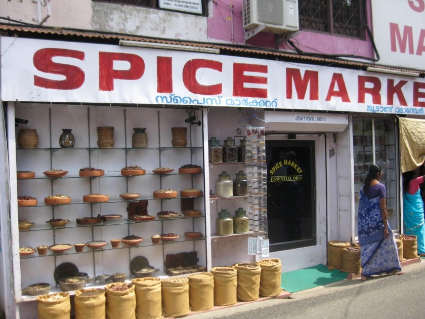 Spice shop-one of many