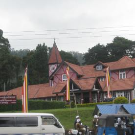 Old Nuwara post office