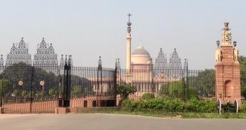 President's compound