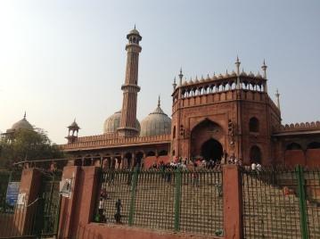 Bazaar mosque