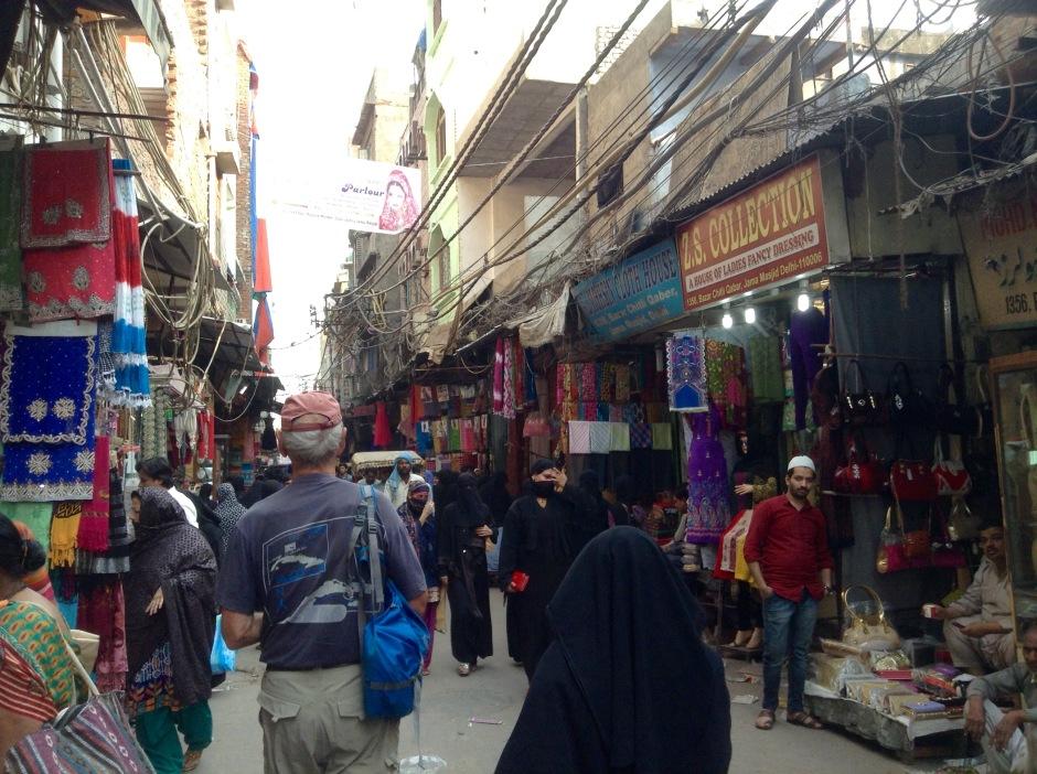 Chandni Chowk Bazaar