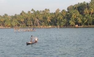 Waterway scene