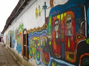 Street art, Mattancherry