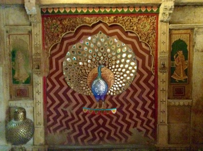 Inside an old haveli