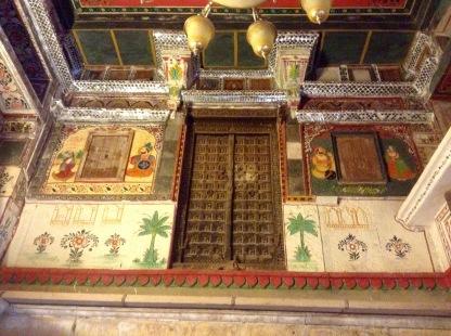 Haveli ceiling