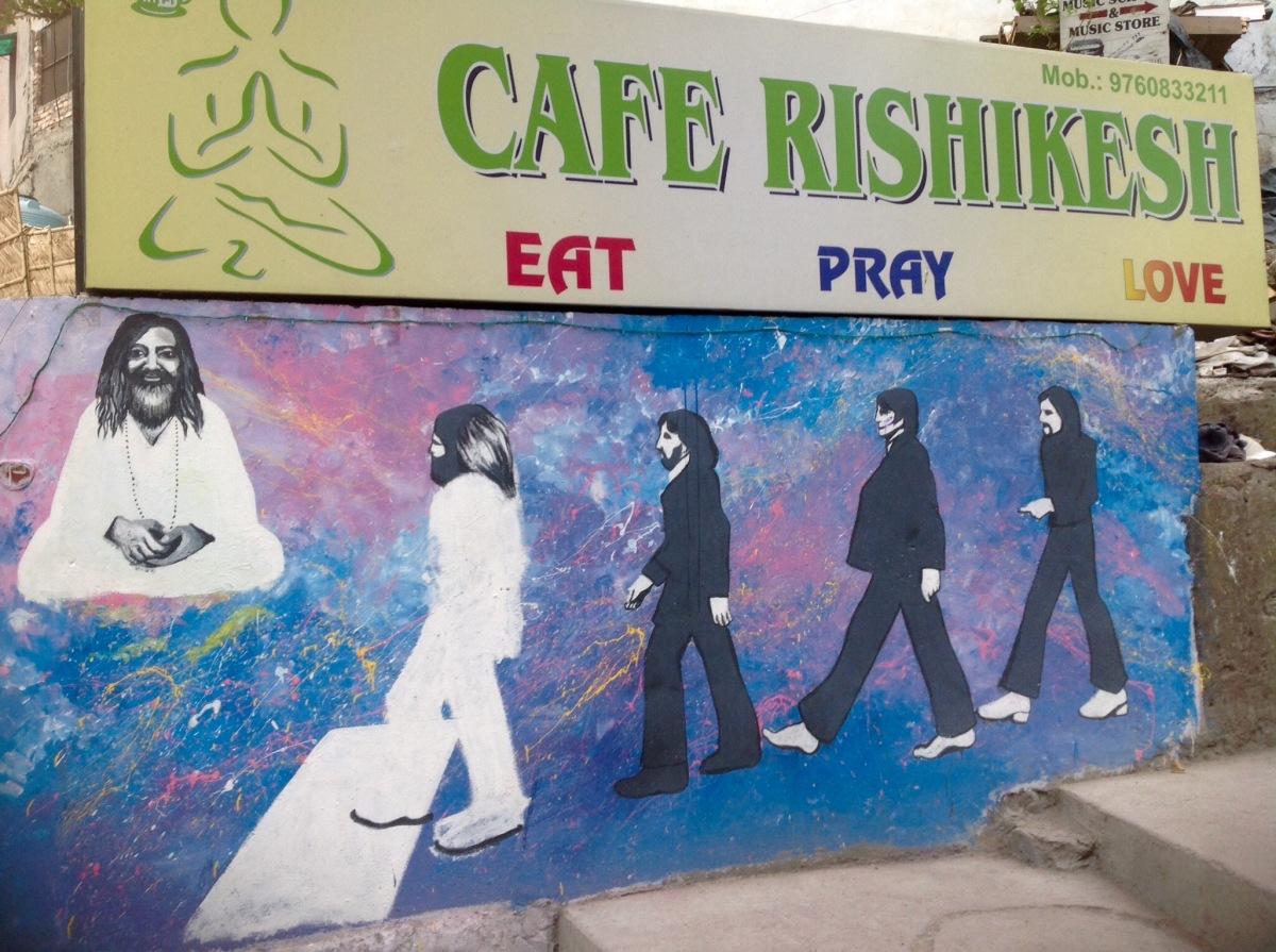 Misadventure in Rishikesh
