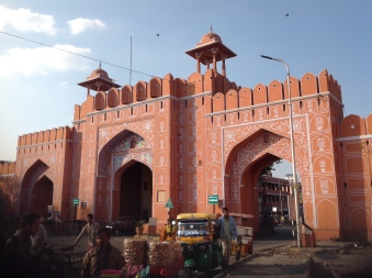 One of the may Old City gates