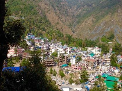 Bhagsu Village
